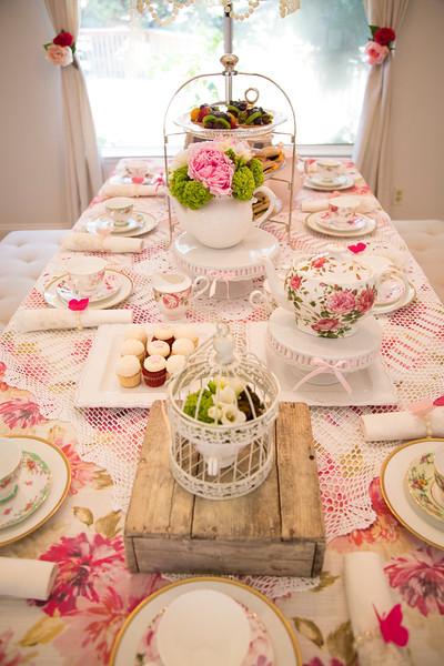 Alina Tea Party