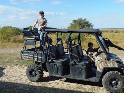 CTO-Trinity Oaks Dream Hunt - Nov. 2012