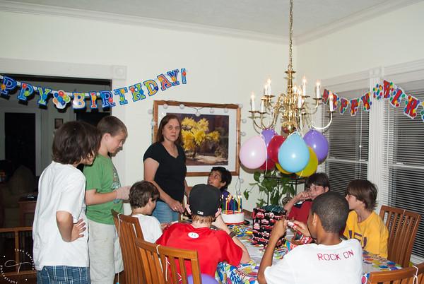 Jessie Birthday 2010
