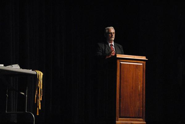 Vinton-Shellsburg Senior Night Academic Awards