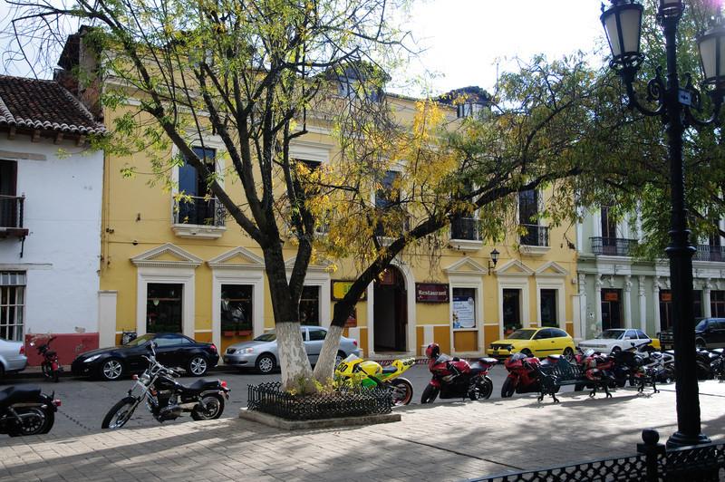 San Cristobal Bike Scene