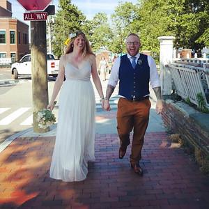 Hurd-Hudson Wedding
