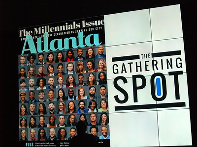 Atlanta Magazine Millennials Issue Event