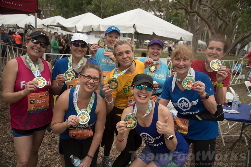 2018 Miami Marathon