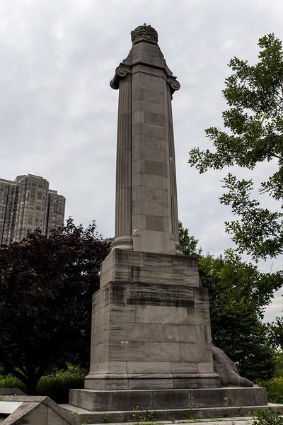 Queen Elizabeth Way Monument