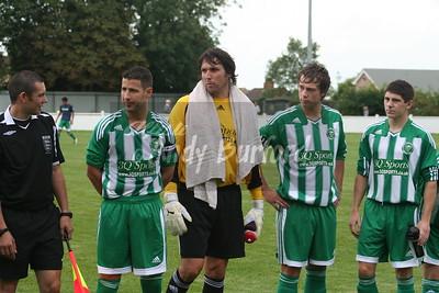 14/8/10 Uxbridge FC (H)