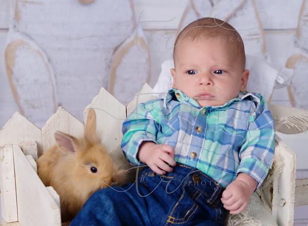 Tripp~Happy Easter!