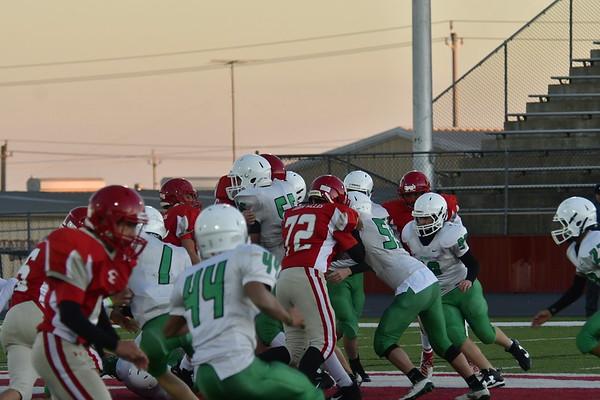 FHS JV/9 football 10-31-19
