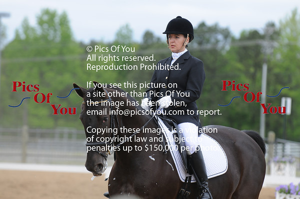 VADA Central Dressage at The Meadow May 2013