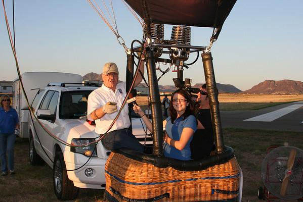 2011 Propane Balloon Events