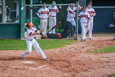 Dodgeville vs River Valley Baseball 5-10-19
