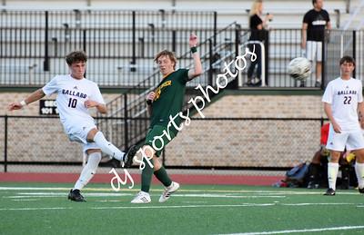 2018-09-04 St X vs Ballard Varsity Boys Soccer