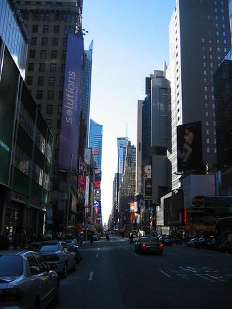 New York City December 2006