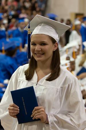 Robyn Graduation