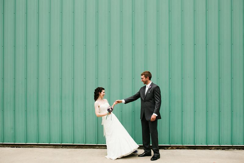 April & Thomas's wedding ceremony at Williams Tree Farm in Rockton, IL. Wedding photographer – Ryan Davis Photography – Rockford, Illinois.