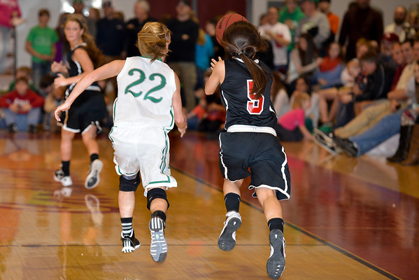 Hokes Bluff Varsity Girls v. Southside, January 17, 2014