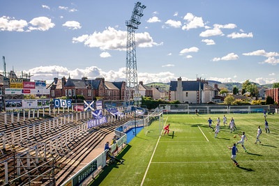 Queen of the South v. Montrose, Scottish Championship Playoff SF 2nd leg, 11/05/2019