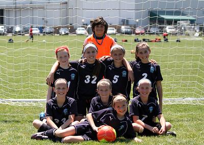 2012 U10 CSA Soccer Spring