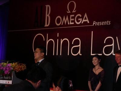 ALB-China Law Awards 2008 @ Shanghai