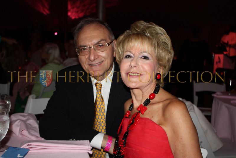 Dr. Judith Goldstein and Victor Goldstein