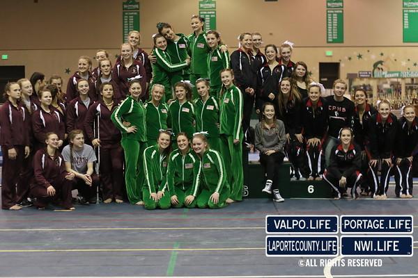 2016 DAC Varsity Gymnastics Meet