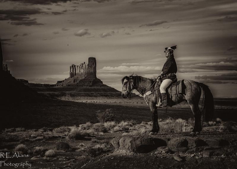 Navajo Rider 3259 Sepia.jpg
