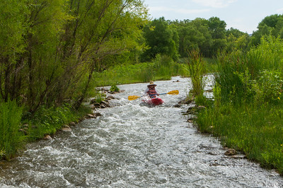 7/30/19 - Verde River Kayaking with the Verde River Institute