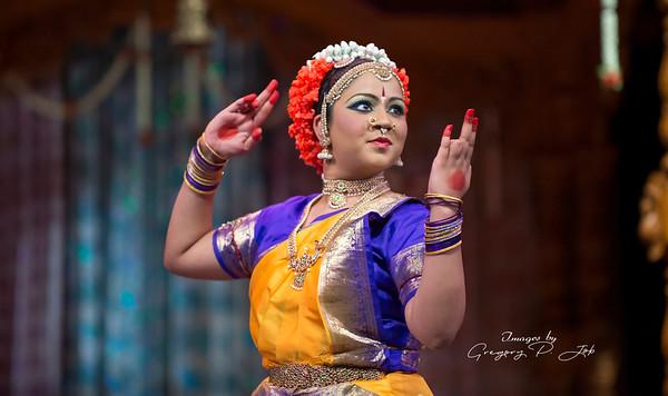 Shreya Arangetram