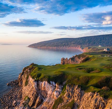 Cabot Cliffs Golf Photography