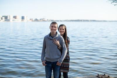 Kendra and Chris