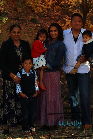 Black Family {Oct 2017}