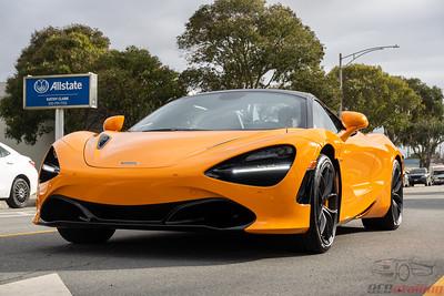 McLaren 720S Spider - Opti-Coat Pro Plus Ceramic Coating