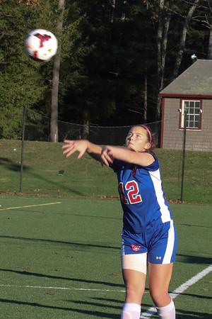 Girls' Varsity Soccer vs. Beaver Country Day | November 8