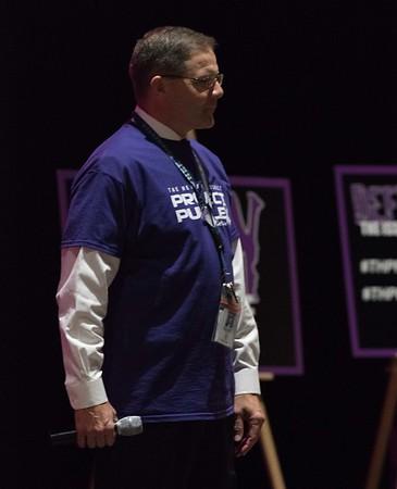 Chris Herren Presentation at SHS 101917