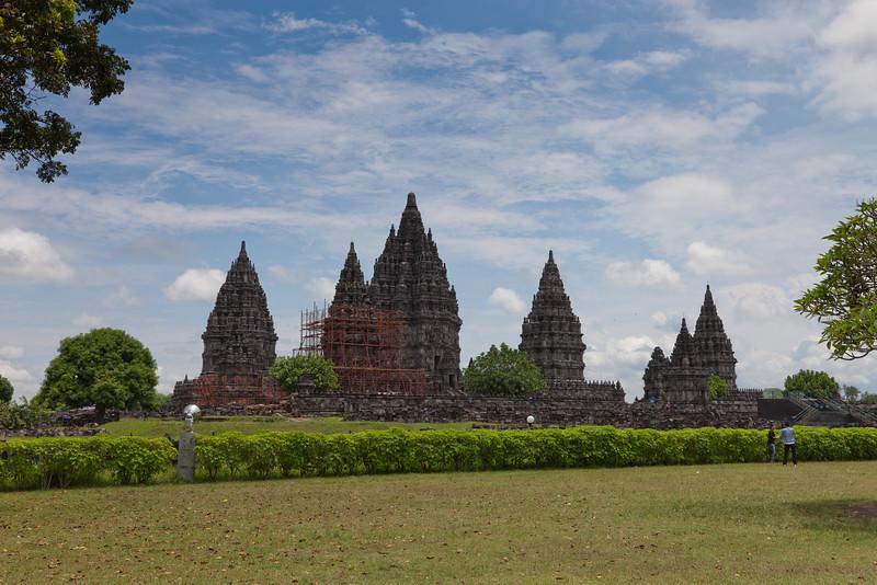 Prambanan, hindoe-javaans tempelcomplex