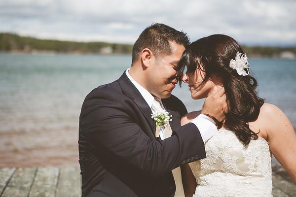 Holly & Oscar's Lake Martin Wedding