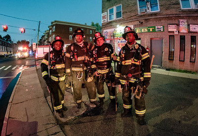 Structure Fire - 404 Garden St, Hartford, CT - 10/30/18