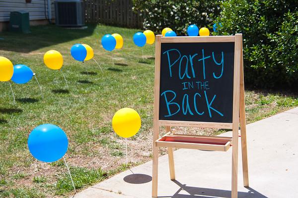 Molly's Graduation Party