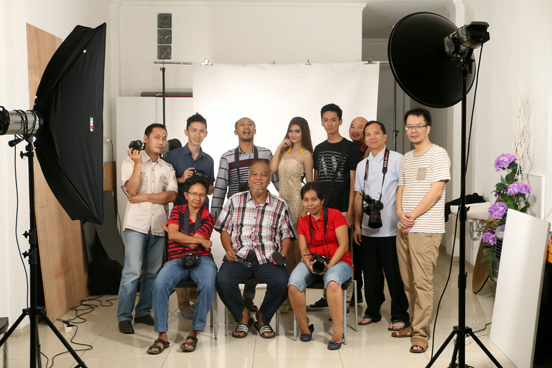 Creative Portrait Lighting 3 Agustus 2014