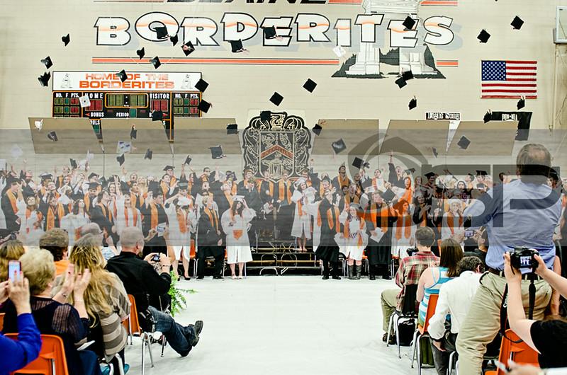 2014 Blaine HS Graduation