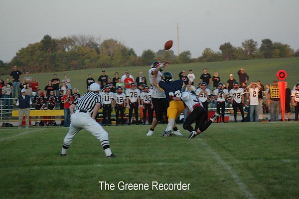 Football vs West Fork
