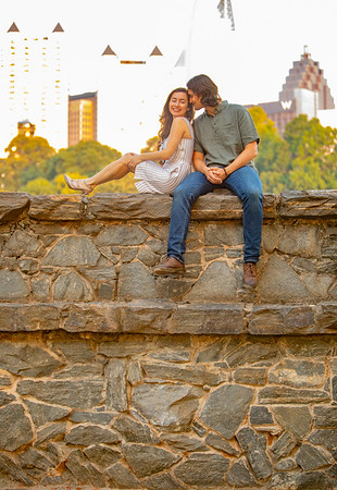 Nic and Stephanie Engagement