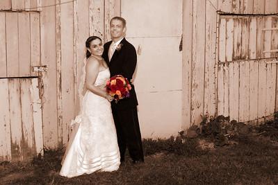 Stephanie and Adam Wedding
