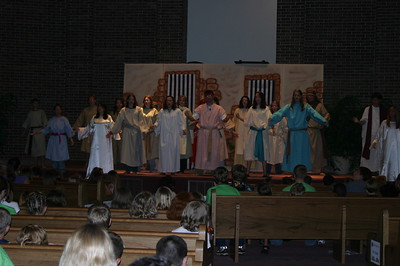 2005 VBS Day 3
