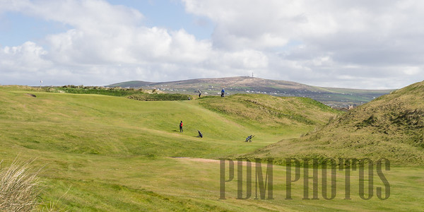 Ballybunion Golf Club, Old Course, County Kerry, Ireland 04-26-2016