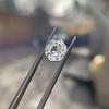 2.04ct Octagonal Flat Cut Diamond GIA K SI1 41