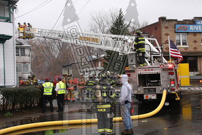 Middletown, Ct 2nd alarm