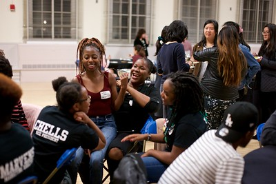 Five College Cultural Organization Mixer