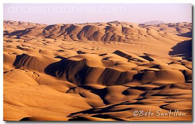 PERUVIAN DESERT
