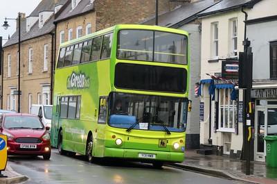 UK Bus June 2019